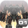 App Store icon: Transformers: Alliance #1