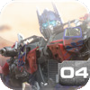 App Store icon: Transformers: Alliance #4