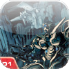 App Store icon: Transformers: The Movie Prequel #1