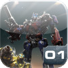 App Store icon: Revenge of the Fallen #1